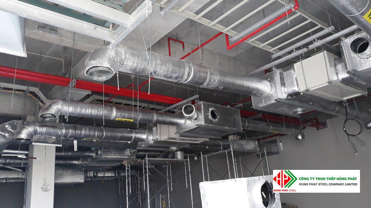 Ứng dụng óng thép làm ống nước