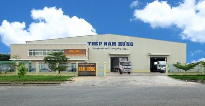 Thép Nam Hưng