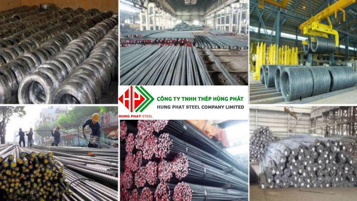 Bảng giá thép xây dựng Pomina, Việt Nhật, HVUC