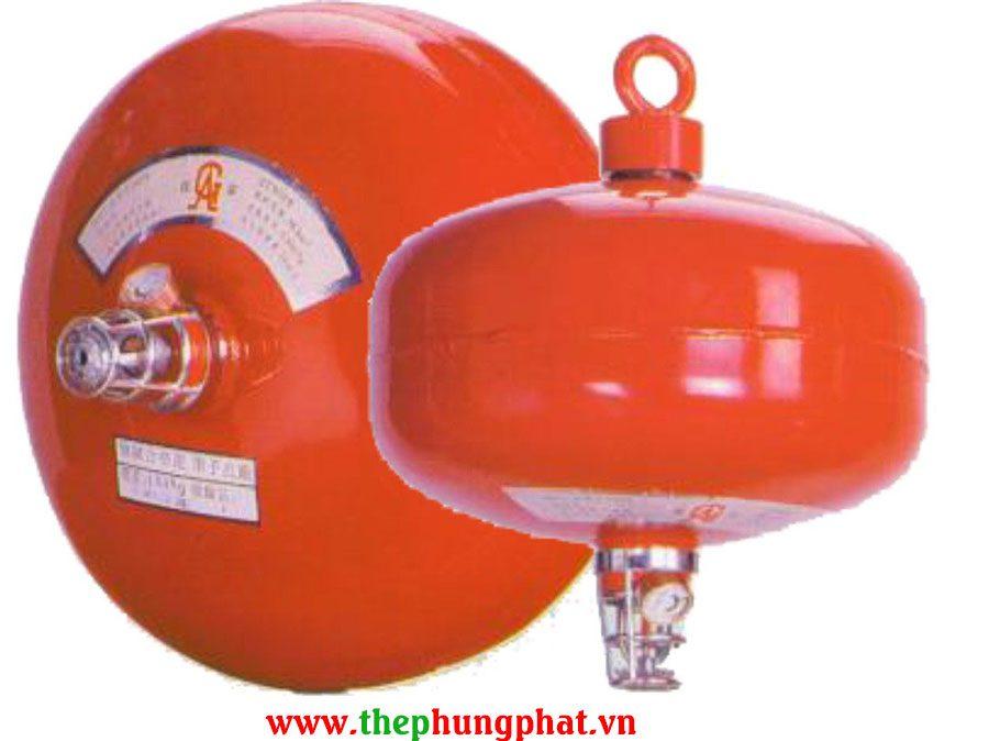 bình cứu hỏa tự động