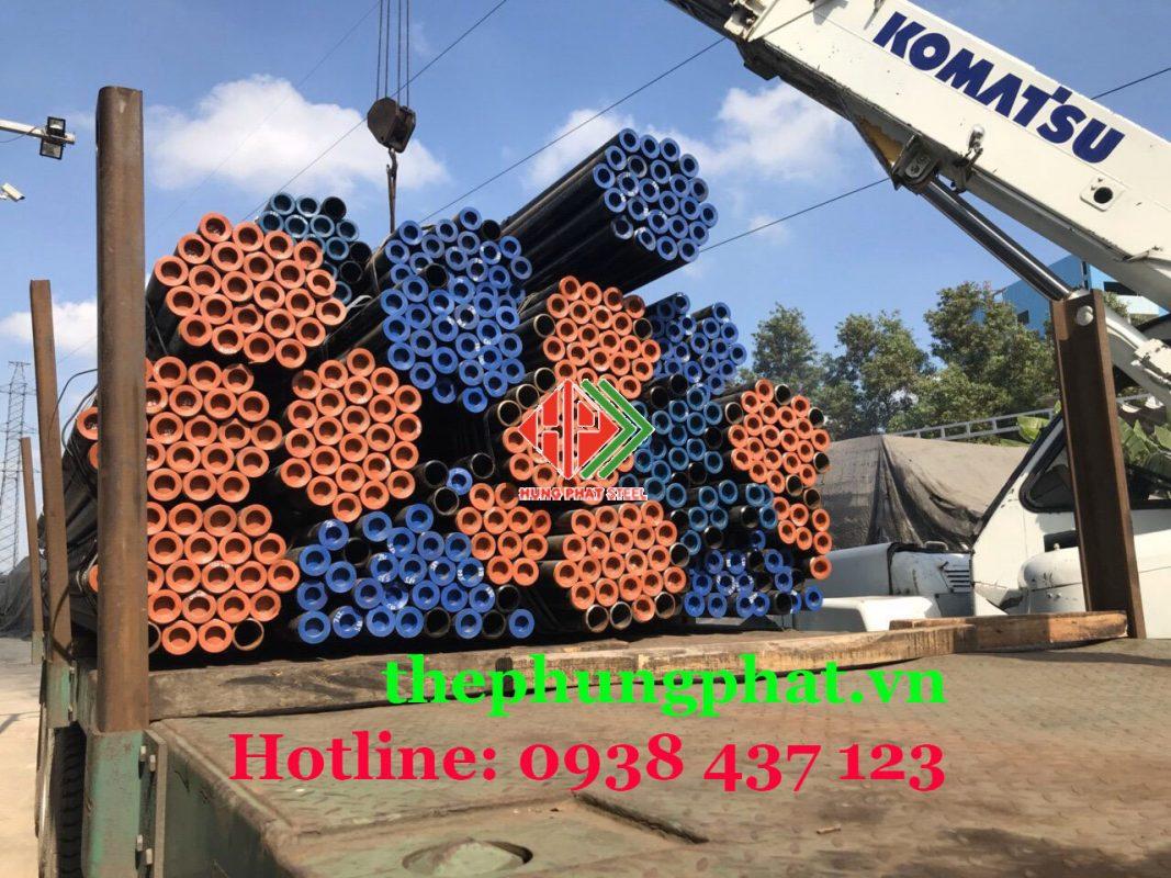 áp suất làm việc của ống thép carbon và ống thép không gỉ