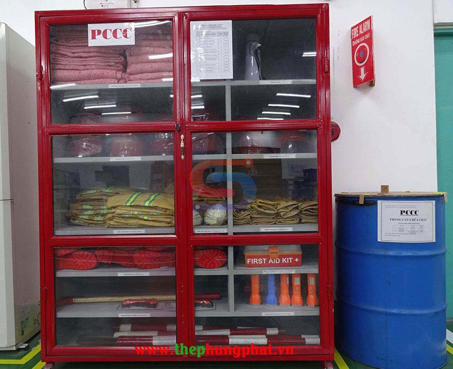 tủ phòng cháy chứa cháy
