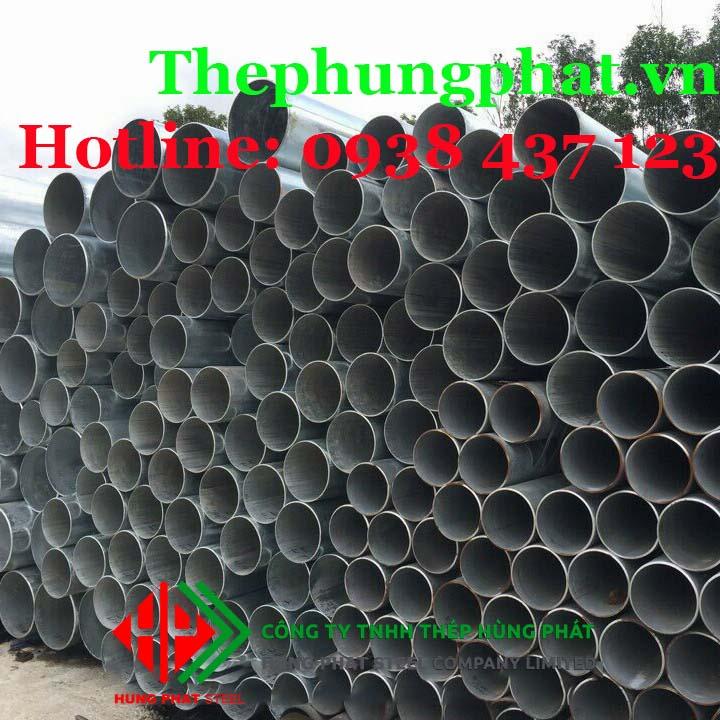 Báo giá thép ống mạ kẽm tại Hà Tĩnh