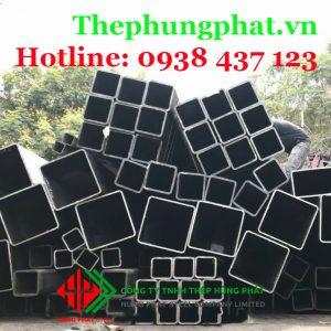 Thép hộp đen size lớn nhập khẩu
