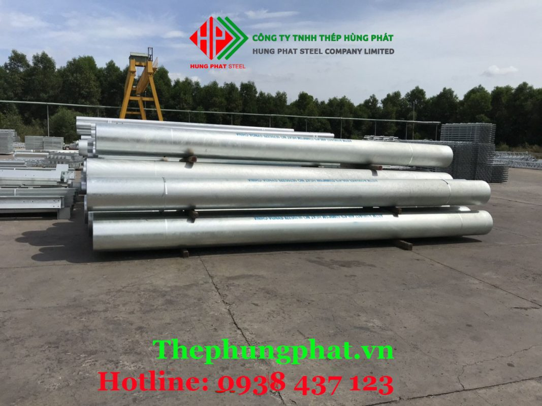 Báo giá thép ống mạ kẽm Huyện Hóc Môn