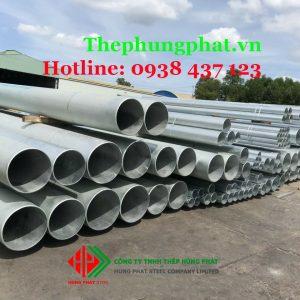 Báo giá thép ống mạ kẽm Quận Tân Bình
