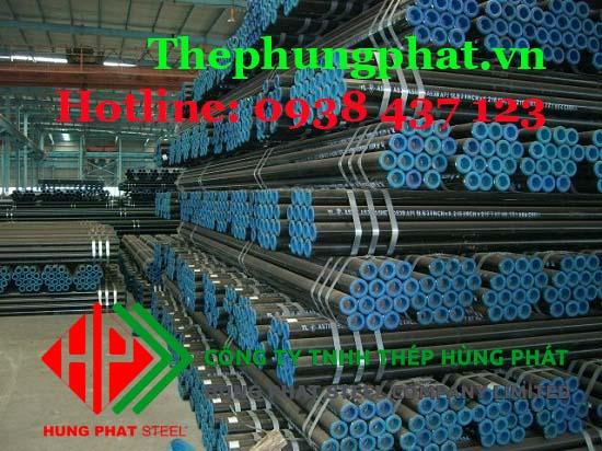 Ống thép đúc ASTM A53/106 SCH 40