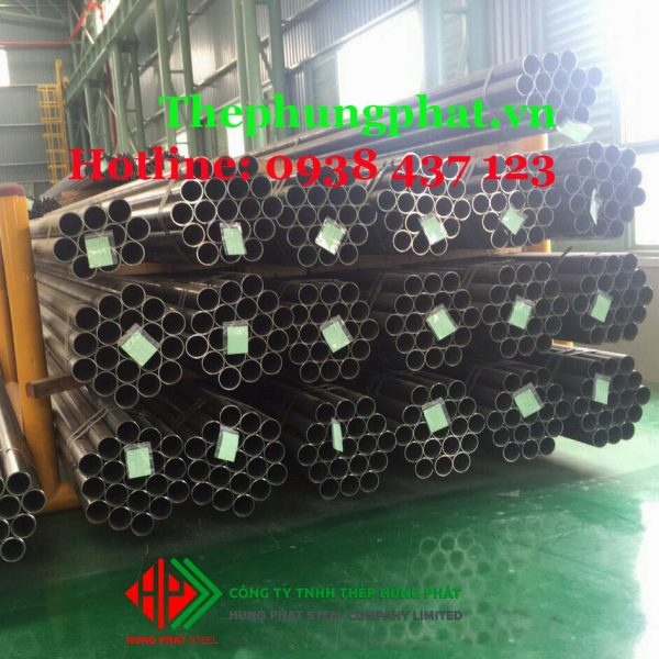 Ống thép mạ kẽm ASTM A53 SCH40 SCH80
