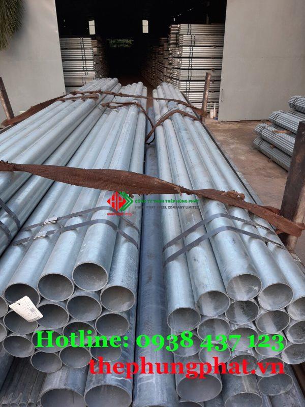 Đặc điểm thép ống mạ kẽm