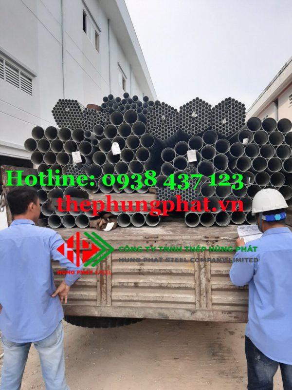Báo giá thép ống mạ kẽm quận 9