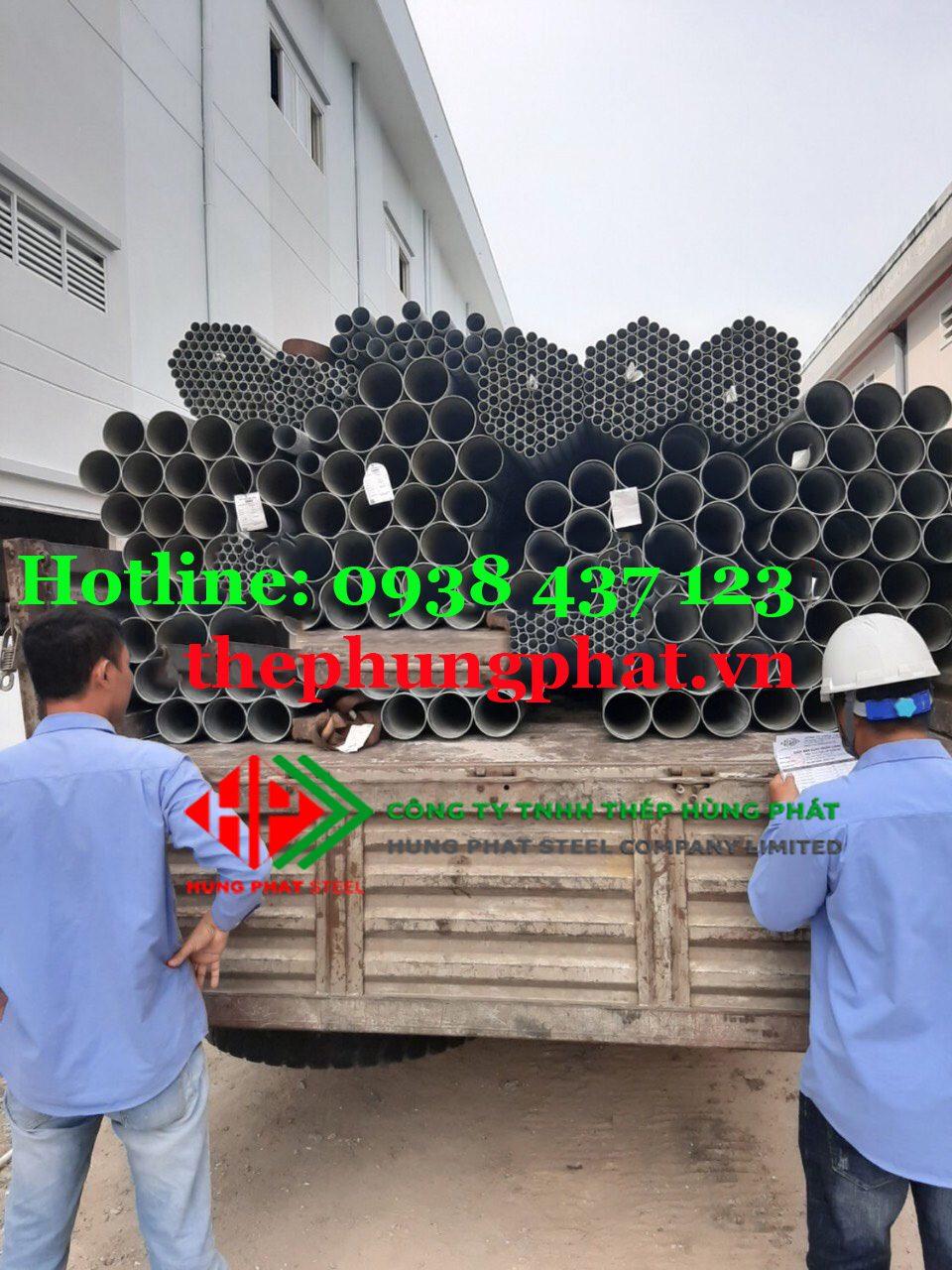 Mua ống thép mạ kẽm