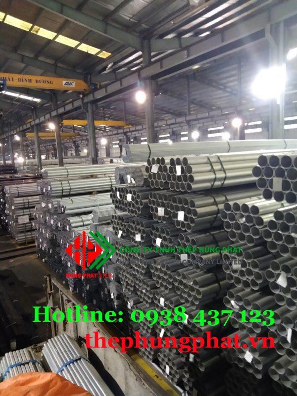 Báo giá thép ống mạ kẽm tại Khánh Hòa