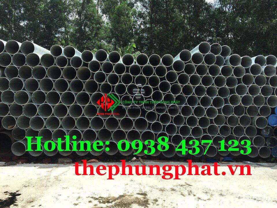 Báo giá thép ống mạ kẽm quận 4