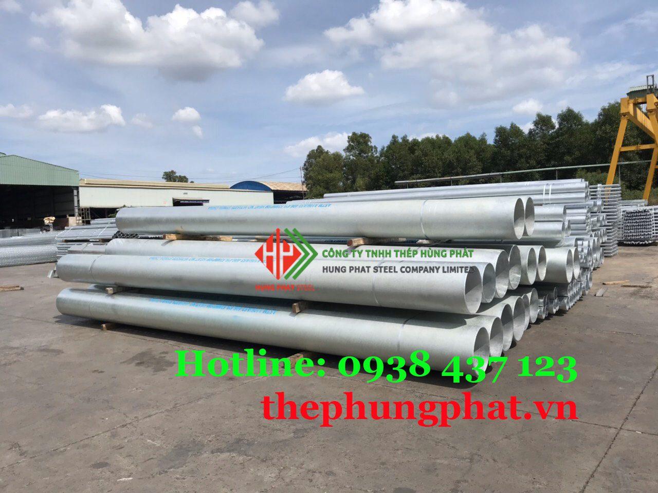 Báo giá thép ống mạ kẽm tại Quảng Nam