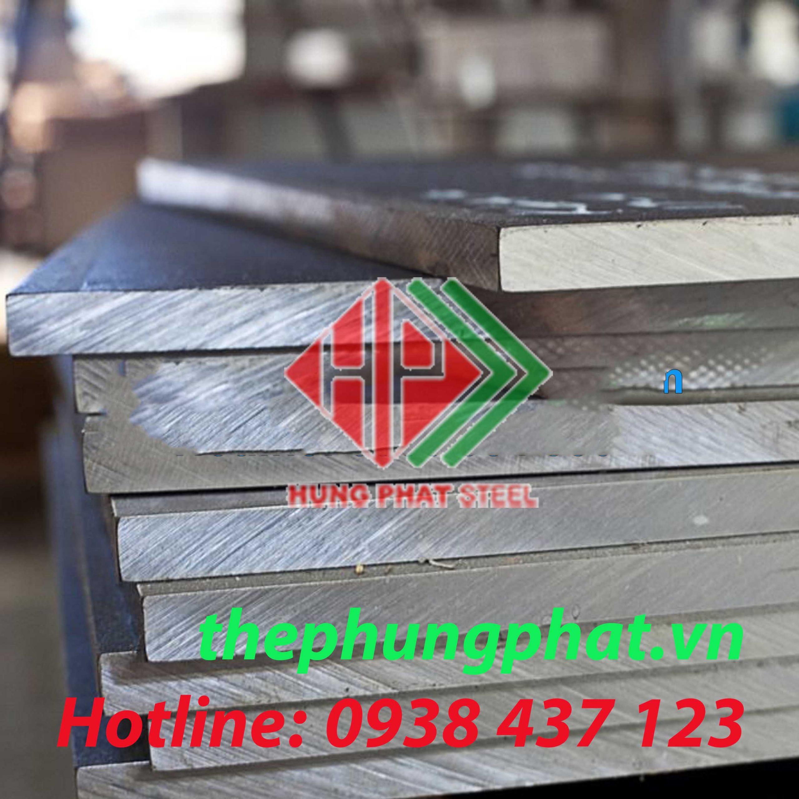 Bảng báo giá thép tấm tại Tây Ninh