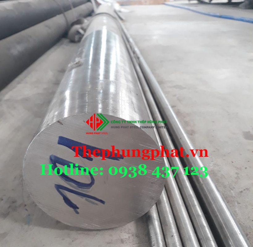 Thép tròn, thép đặc, lap trơn (round bar) từ Ø1 – Ø500 Quận Bình Thạnh