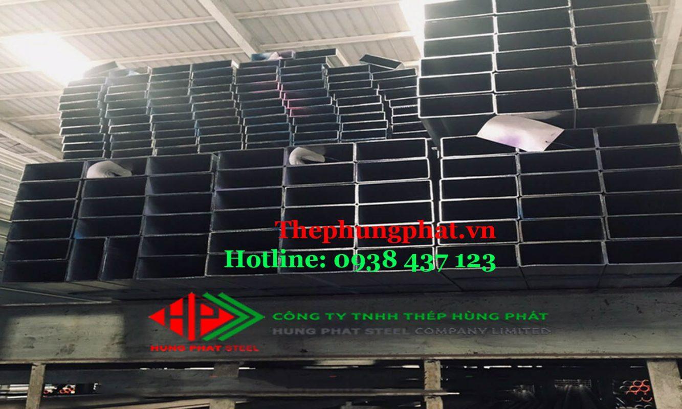 Bảng báo giá thép hộp chữ nhật đen Quận Bình Tân