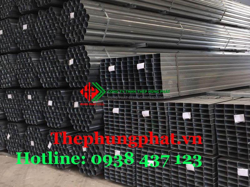 Cập nhật bảng giá thép hộp - thép ống Hòa Phát