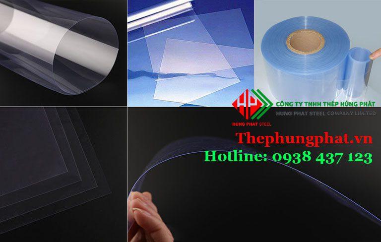 Bảng báo giá màng nhựa PVC