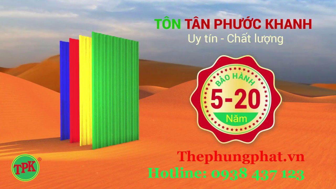 Giá Tôn Tân Phước Khanh