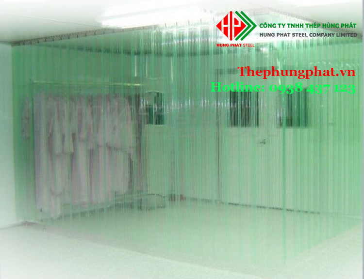 Đặc tính màng nhựa PVC cứng định hình