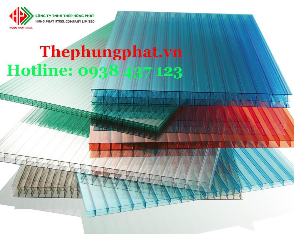 Bảng báo giá tôn tại Bình Định