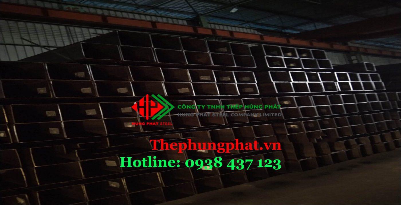 Bảng báo giá thép hộp chữ nhật đen Quận Phú Nhuận