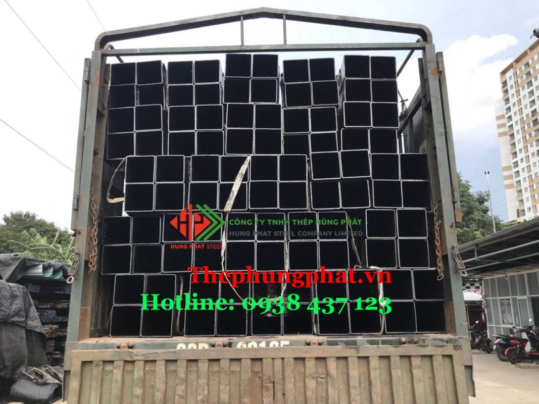 Thép Hộp Vuông STKR490, STKR400
