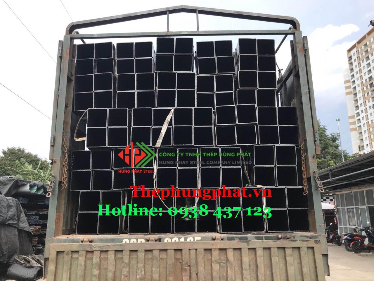 Ưu điểm khi mua thép hộp tại Hùng Phát