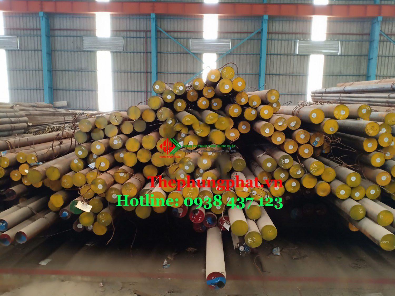 Đặc điểm chung của thép láp trơn