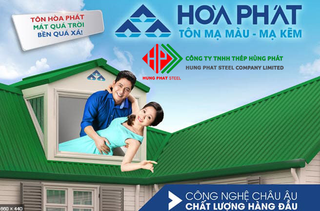 Đại lý tôn Hòa Phát Quận Phú Nhuận