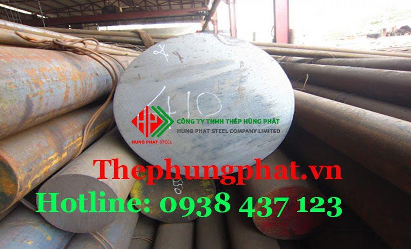 Thép tròn, thép đặc, lap trơn (round bar) từ Ø1 – Ø500 Quận 4