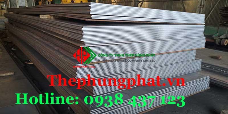 Thép Tấm, Thép Tấm Chịu Nhiệt Tại Đà Nẵng, Quảng Ngãi, Nha Trang