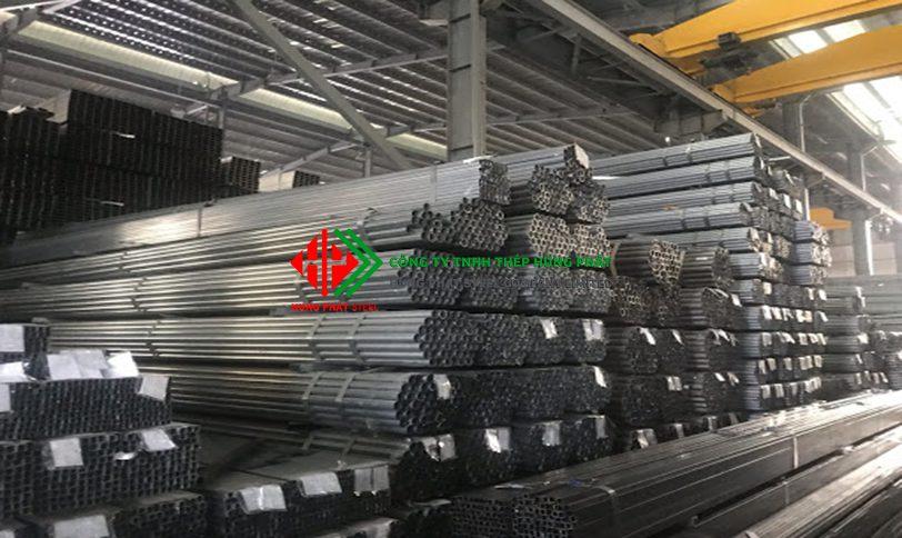 Bảng giá thép hộp, thép ống Hòa Phát Huyện Bình Chánh