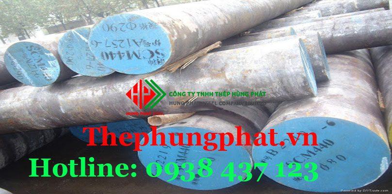 Thép tròn, thép đặc, lap trơn (round bar) từ Ø1 – Ø500 tại Đà Nẵng